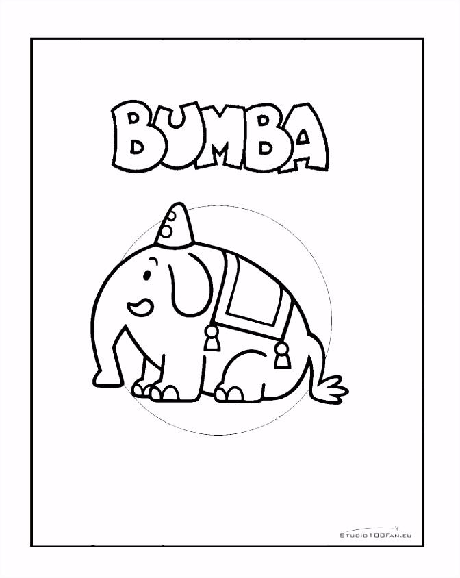 Kleurplaten Bumba Kleurplaat Tumbi Bumba X2bi76tsu4 Q0nhuumsev