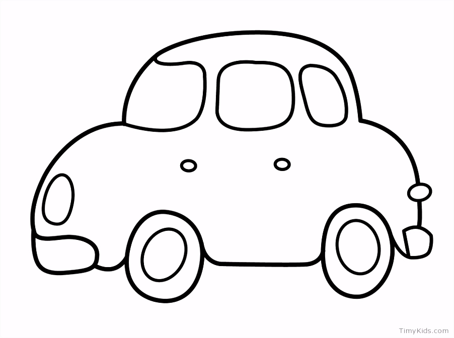 Coloring Picture A Car 20 Inspirational Car Printable Coloring