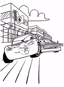 11 best Cars coloring pages images on Pinterest