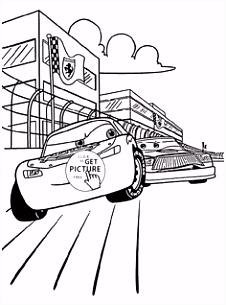 Kleurplaten Cars (pixar) 11 Best Cars Coloring Pages Images On Pinterest D2du97icc4 Qmbhu2haq4