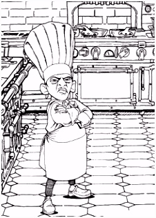 35 best Coloring Pages Ratatouille images on Pinterest