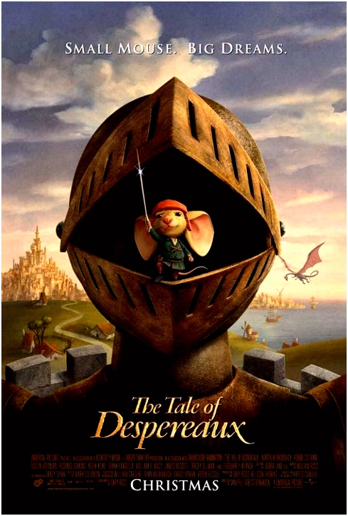The Tale of Despereaux 2008 IMDb
