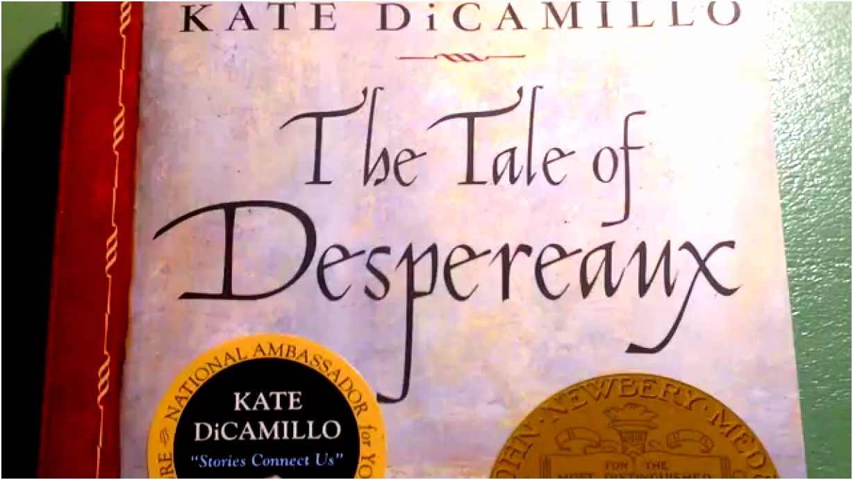 The Tale of Despereaux V8 Ch 21 22 and 23 End of Book the 2nd