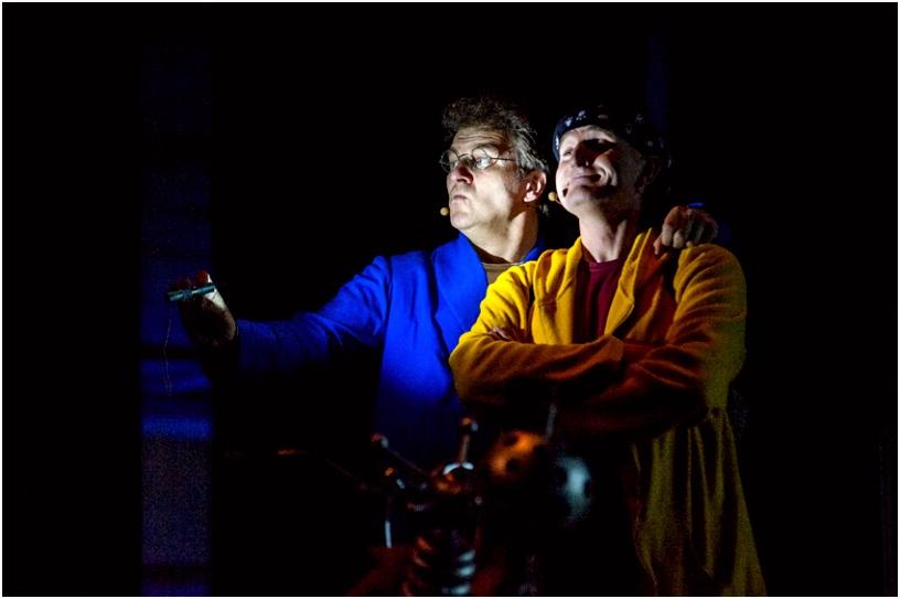 Ernst en Bobbie nog enkele weken in theater De Vakantieshow