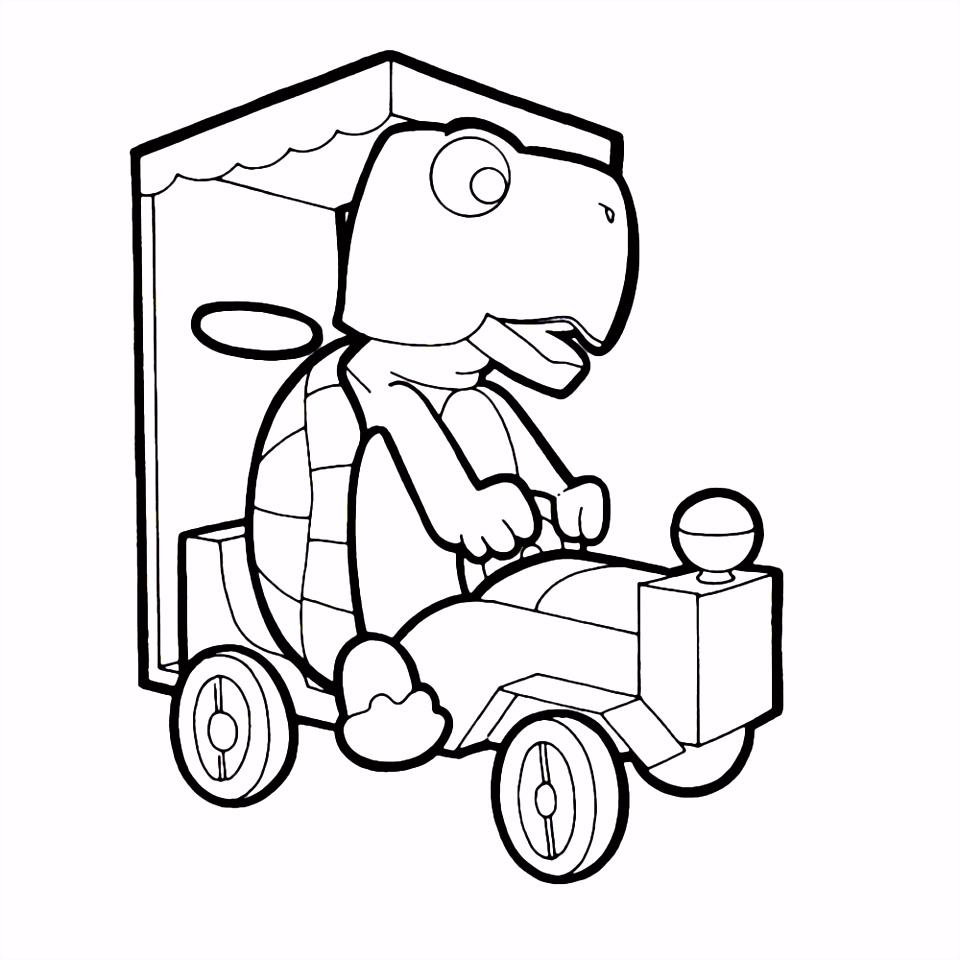 Leuk voor kids – Stoffel de Schildpad