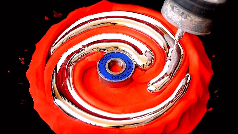 DIY Spiral Gallium Fid Spinner