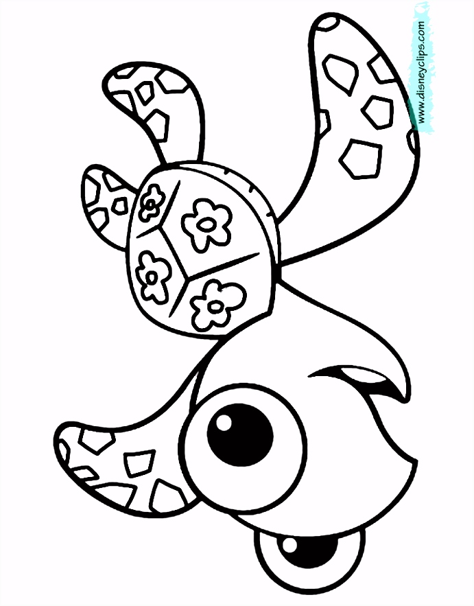 10 Nemo Coloring Pages Eco Coloring Page