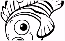 Alla Ricerca Di Nemo – Elegant Finding Nemo Coloring Pages Beautiful