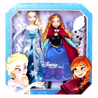 Frozen E Anna – Pack Frozen Anna E Elsa Bonecas Pra Na Fnac – fanmoz
