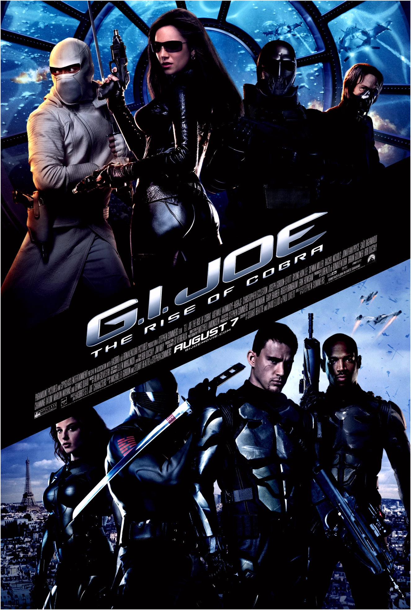 G I Joe The Rise of Cobra 2009 IMDb