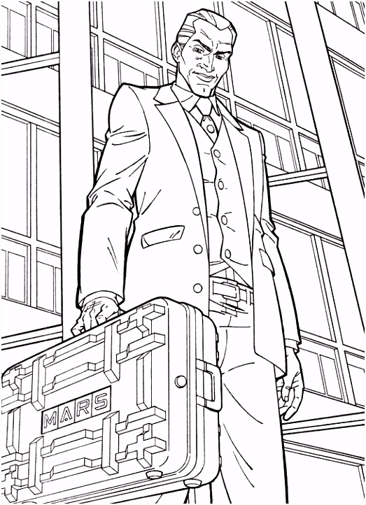 Index of coloriages films GI joe