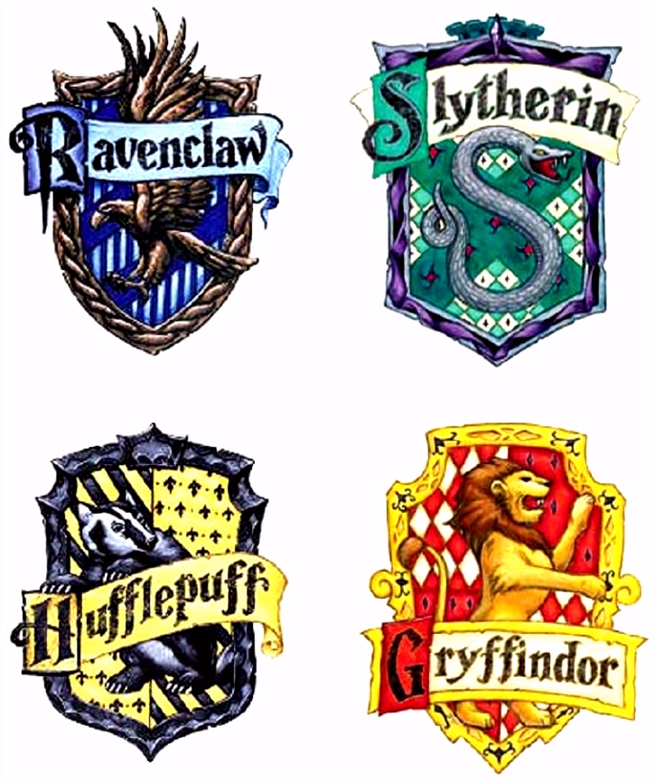hogwarts crest printables Harry Potter House Crests