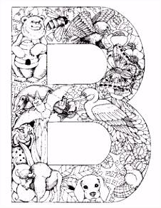 254 best coloring ABC s images on Pinterest
