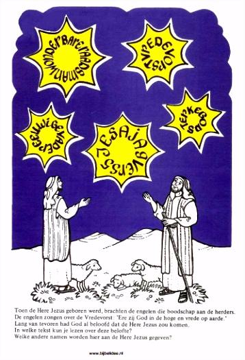 Herders Kerst Namen ARCHIDEV
