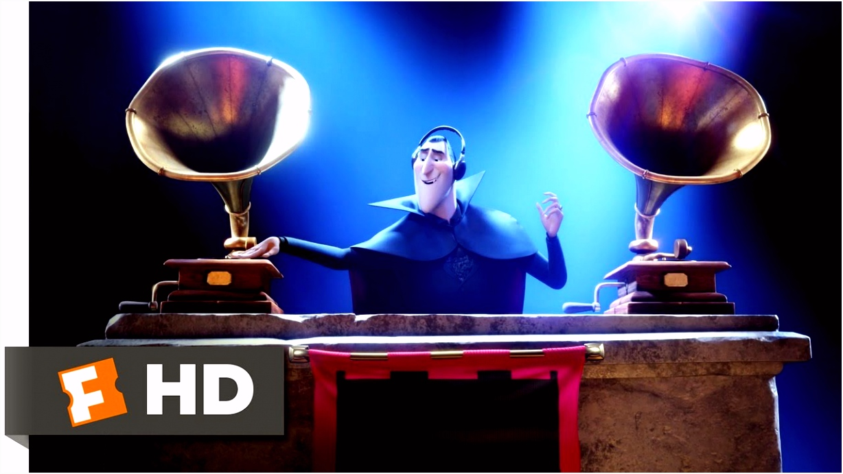 Hotel Transylvania 2 10 10 Movie CLIP I m in Love With a Monster