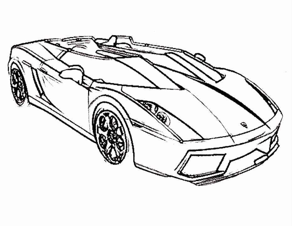 Coloring Pages Cars New Automobile Coloring Pages Best Kleurplaat