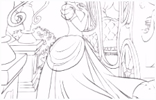 Mia Da Colorare – Coloriage De Princesse Les Coloriages Beautiful
