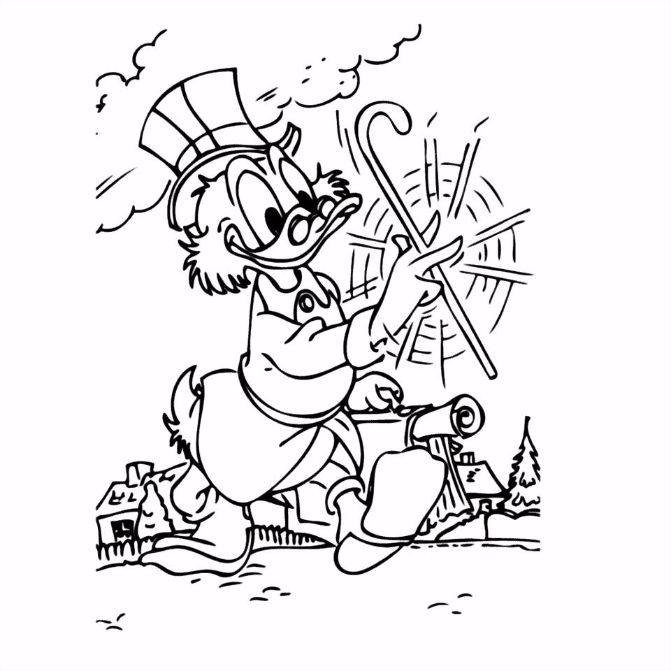 Duck Kleurplaten Uniek Kleurplaten Donald Duck – Werkbladen en