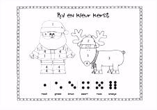 70 beste afbeeldingen van KERST werkbladen Montessori