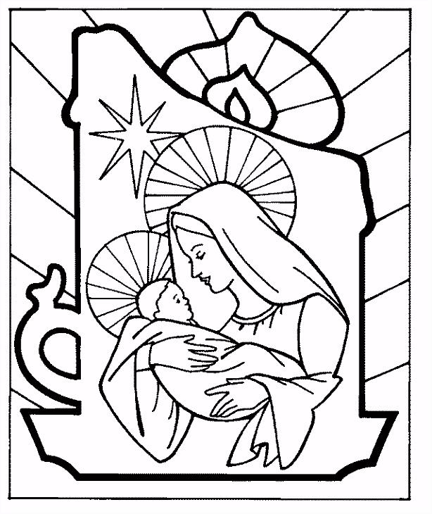 Kleurplaten Kerst Bijbel Kerst Kleurplaat Bijbel O6ib55mhz1 Nsewm2clfm