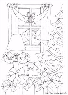 Kleurplaten Kerst Kaart 521 Beste Afbeeldingen Van Kleurplaten Kerst Winter In 2018 T7aj54odh3 C2ozv5ehau