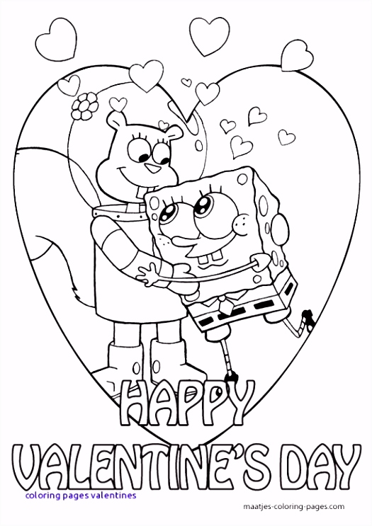 3 Happy Valentines Day Coloring