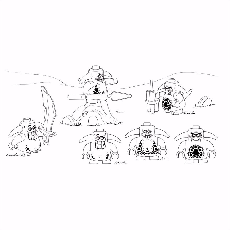 Leuk voor kids – Monsters van Jestro
