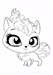 Bildresultat för littlest pet shop coloring pages