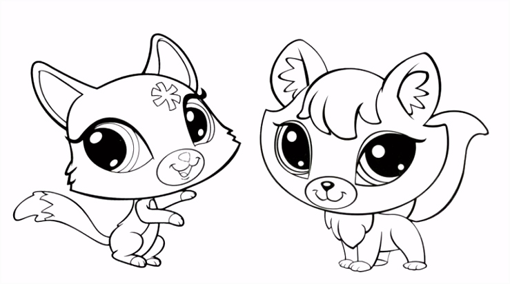 lps coloring pages fox Yahoo Search Results Yahoo Image Search
