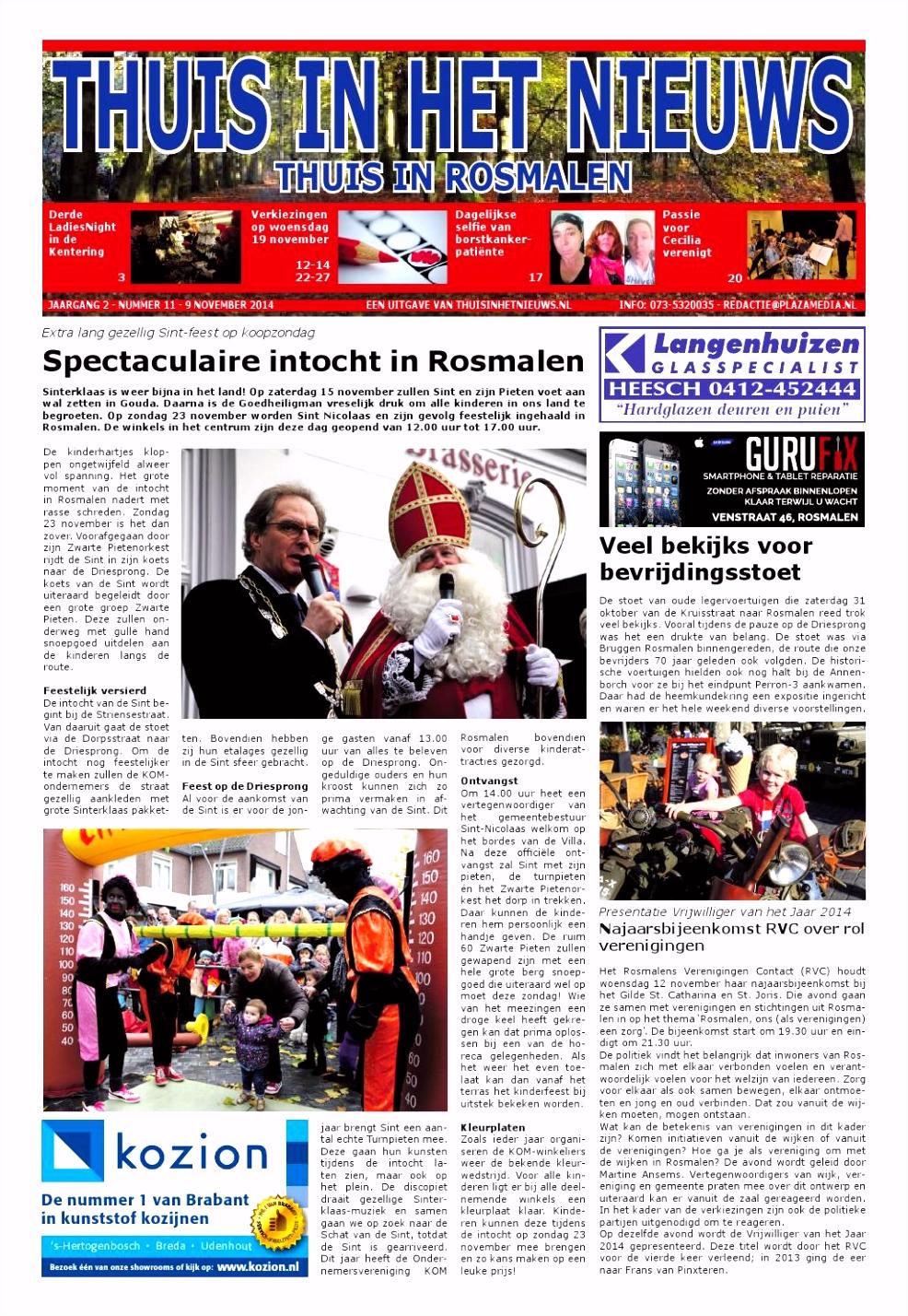 Thuis in het Nieuws editie Rosmalen 2014 11 by ThuisinhetNieuws issuu