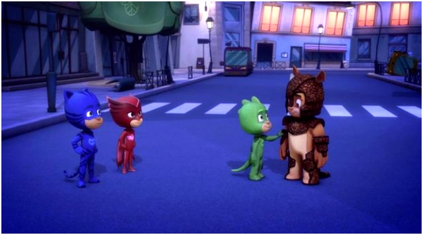 Giochi Di Pj Masks – Image We D Be Happy to Help Big Guy Pj Masks