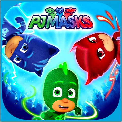 Super Pj Masks – Pj Masks Pyjama Helden Super City Run App Bewertung