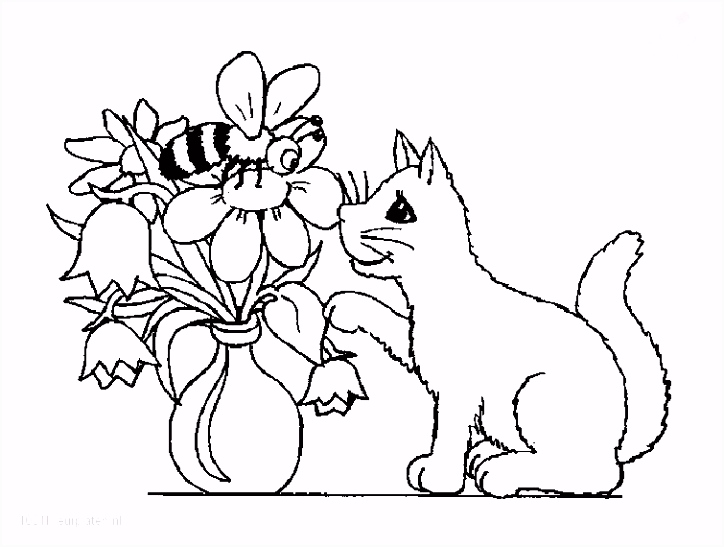 Kleurplaten Poezen En Katten Kleurplaten Nl Kat Archidev O1ie11qnd5 O5vb44vxd2