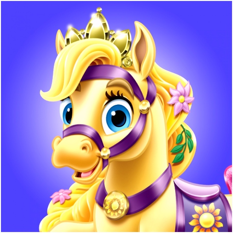 of Disney Princess Palace Pets Blon