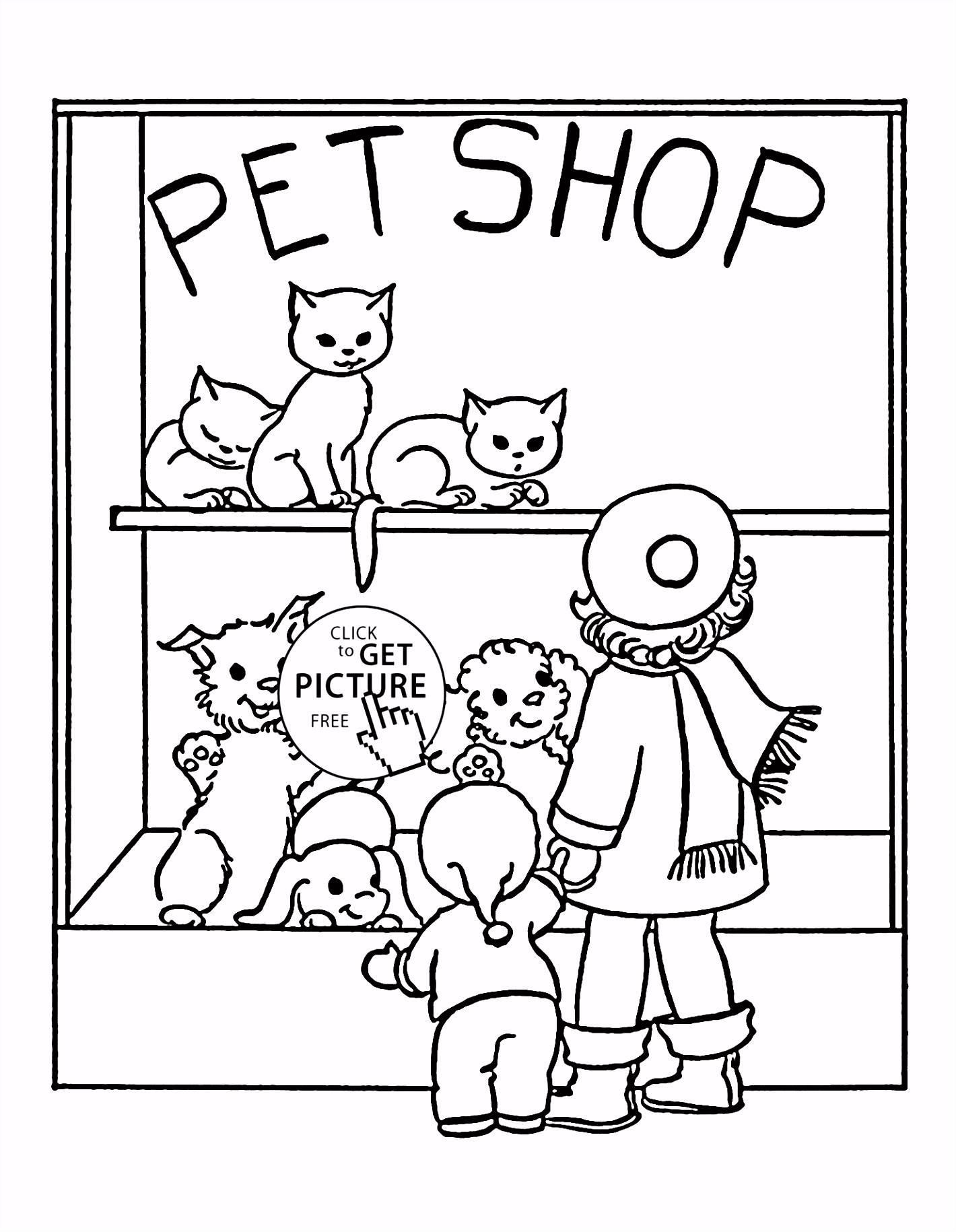 Palace Pets Coloring Pages Cool Coloring Pages
