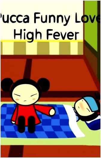 Pucca Funny Love High Fever meghan harper Wattpad