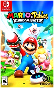 Amazon Mario Rabbids Kingdom Battle Nintendo Switch