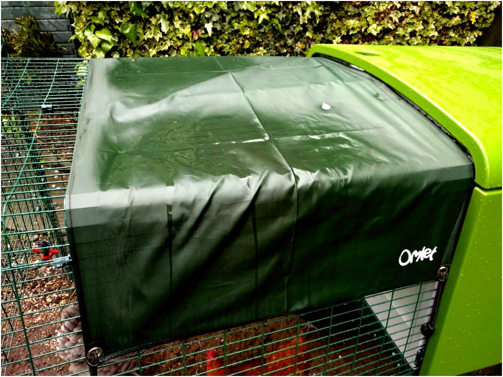 Heavy Duty Cover for Eglu Cube Mk1 1m