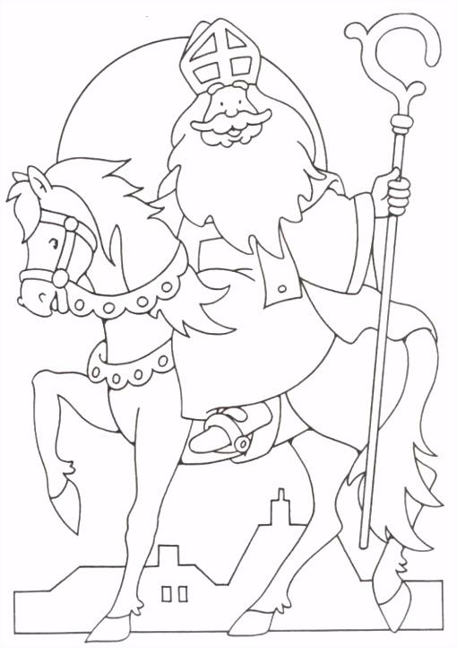 Kleurplaten Sinterklaas Op Zijn Paard Kleurplaat Paard Van Sinterklaas Archidev I2zx17bdu8 Duygv5jtbu