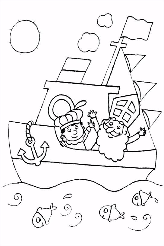 Kleurplaten Van Sinterklaas Zijn Paard.8 Kleurplaten Sinterklaas Op Zijn Paard Sampletemplatex1234