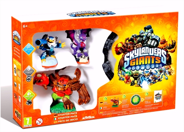 All About Skylanders – AskAboutGames