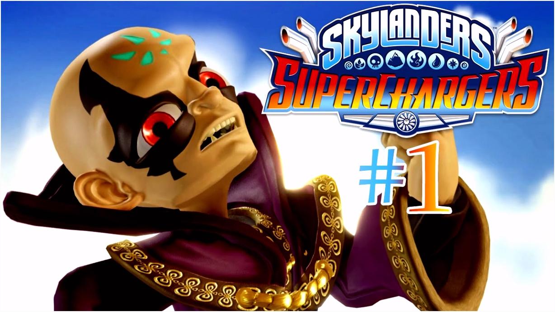 Skylanders SuperChargers FR 1