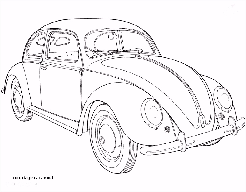 26 Coloriage Cars Noel