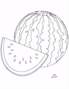 51 beste afbeeldingen van Fruit Kleurplaten Coloring pages