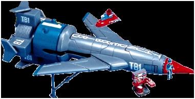 Thunderbirds Graphics
