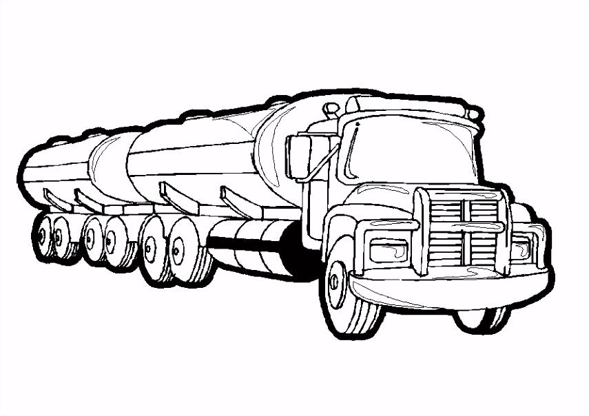 Vrachtwagen Kleurplaten Vrachtwagen Kleurplatennl – noumanfo
