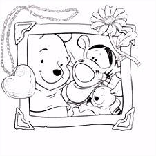 156 best Winnie the Pooh Coloring Pages images on Pinterest