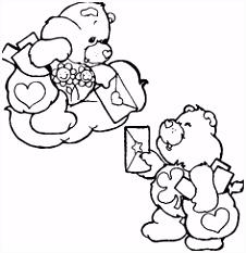 31 beste afbeeldingen van Care Bear