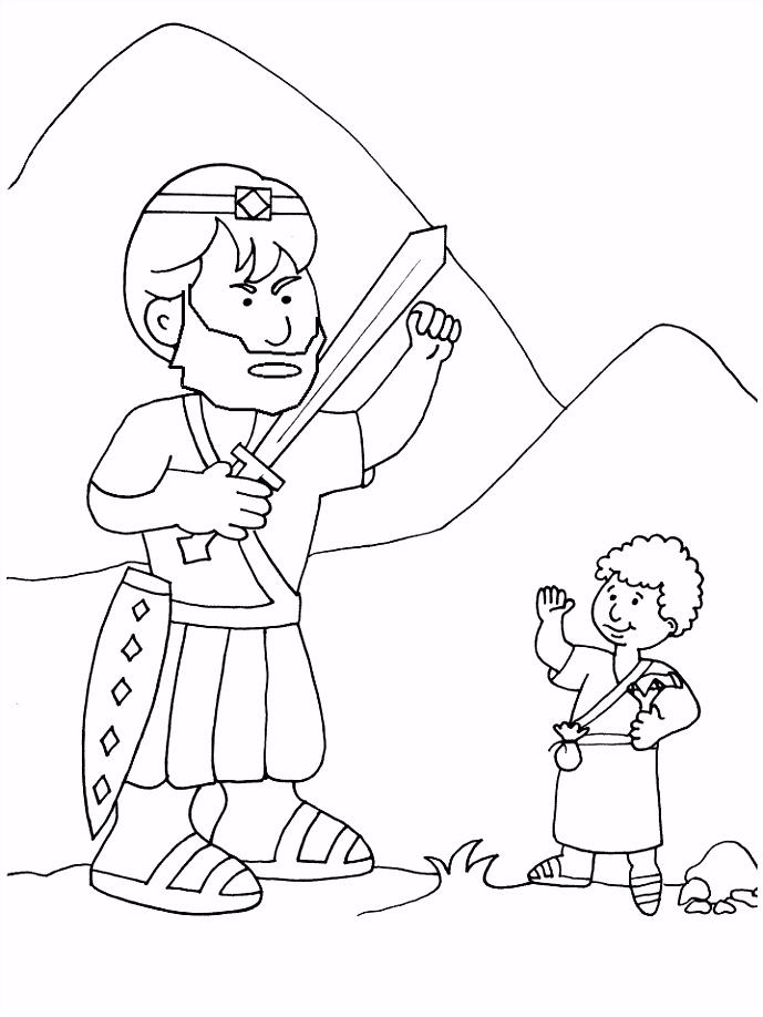 Week 4 David en Goliath