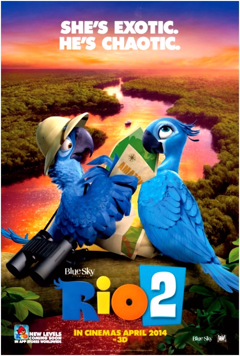Rio 2 – Seen on Screen Godfella s filmblog